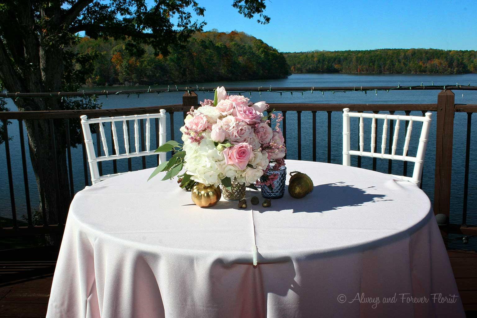 Beautiful Fall Wedding Reception At Bella Collina