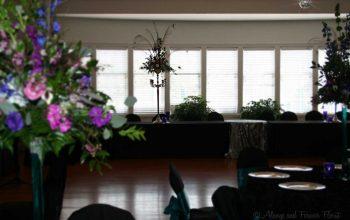 Wedding reception at starmount cc greensboro 3